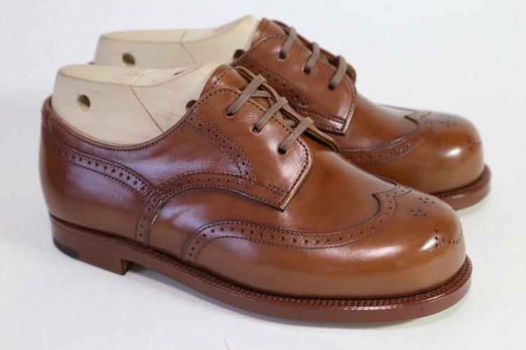 プレ販売限定1足 SHOESAHOLIC オリジナル 子供靴 フルハンド 16cm  まっくろ or ちゃいろ