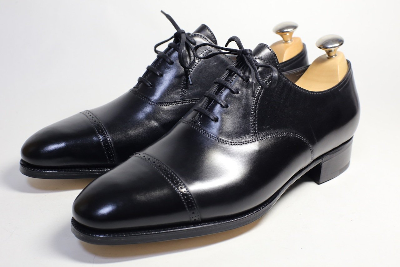 John Lobb Shoes >> 525 ほぼ新品 ジョンロブ John lobb フィリップ2 #7000 ラスト - SHOESAHOLIC 公式 | 高級靴の買取委託と中古USEDの通販サイト