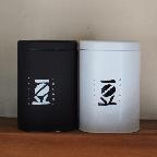 コーヒー豆缶