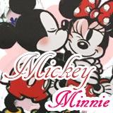 ミッキー&ミニーグッズ