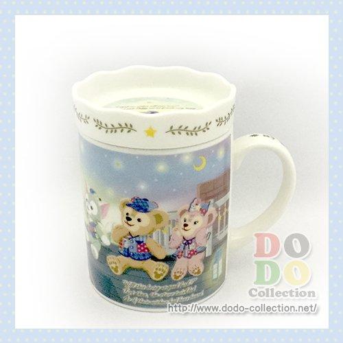 ダッフィー ウィッシング トゥゲザー 2016 マグカップ ふた付き 東京ディズニーシー 15周年限定