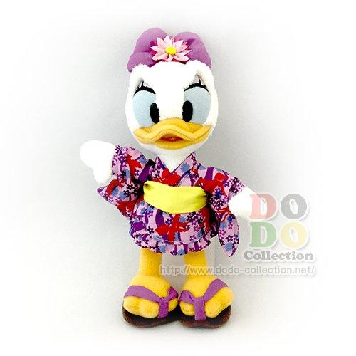 【セール】デイジー 浴衣 2016 ぬいぐるみバッジ 東京ディズニーリゾート限定