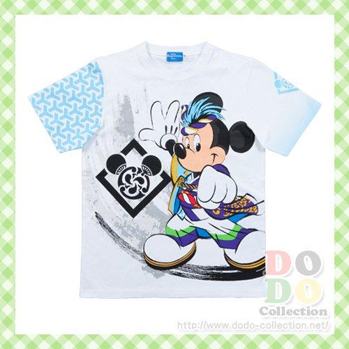 【予約販売】ミッキー 彩涼華舞 Tシャツ キッズサイズ ディズニー夏祭り 2016年 東京ディズニーランド…
