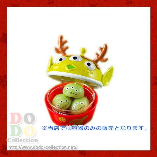 トイストーリー リトルグリーンメン トナカイ スーベニアケース ディズニー☆クリスマス2016年 東京ディズニーリゾート…