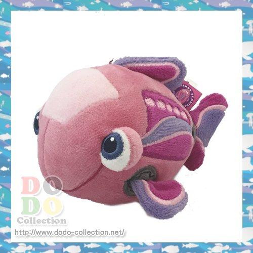 シーライダー 潜水艦 ピンク ぬいぐるみバッジ ニモ&フレンズ・シーライダー 海の仲間たち♪東京ディズニーシー…