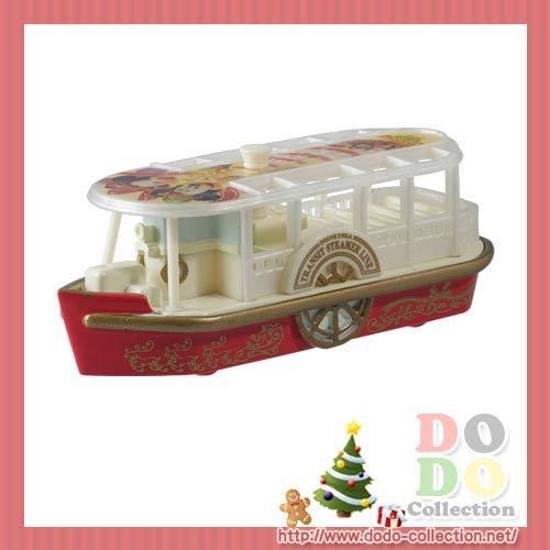 TDS限定 クリスマス・ウィッシュ☆2015年 トランジットスチーマーライン トミカ♪