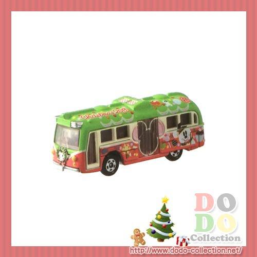 TDR限定 ディズニークリスマス☆2015 お菓子の世界 デザイン リゾートクルーザー トミカ♪