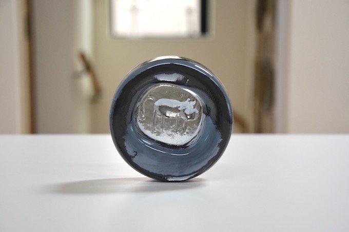 ボダBODAエリック・ホグランErik Hoglundガラスのアッシュトレイ/灰皿ネコ