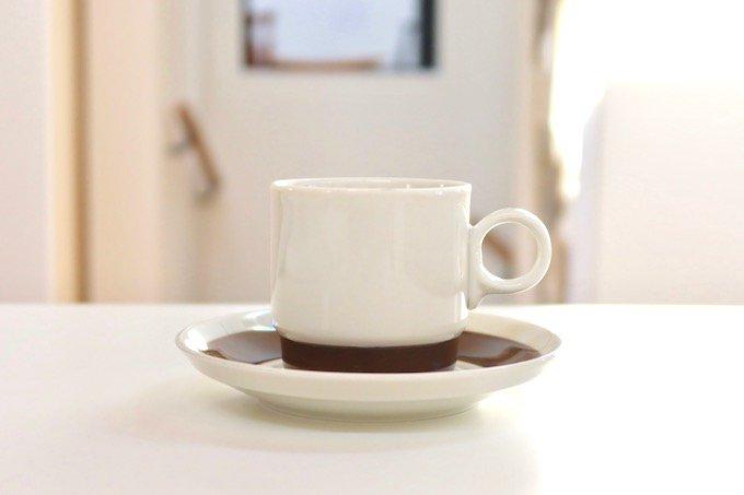ロールストランドRorstrandフォルマ/Formaコーヒーカップ&ソーサー