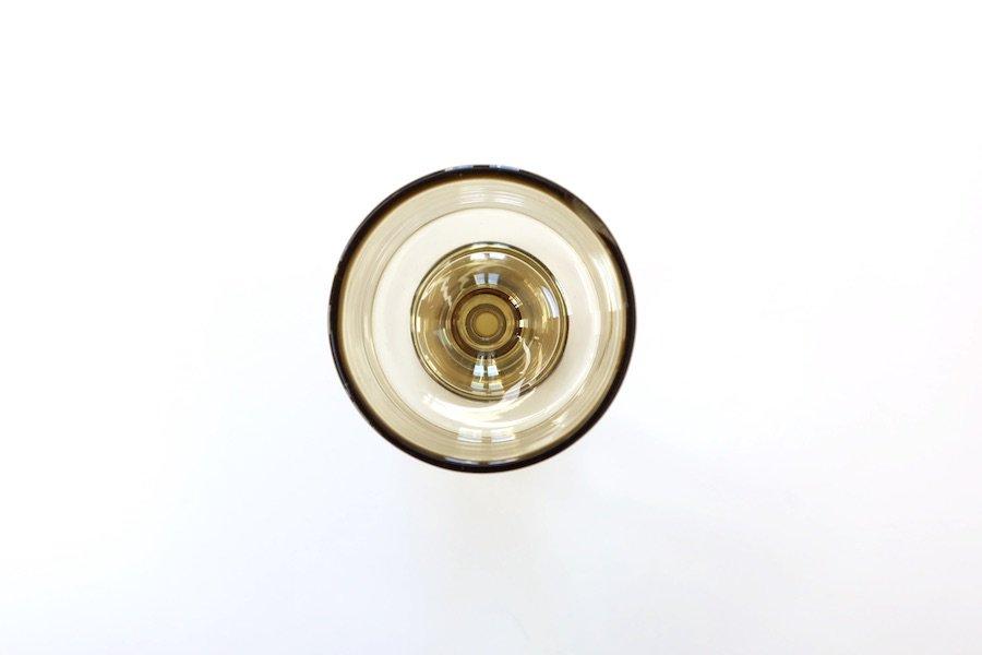 ヌータヤルヴィNuutajarviカイ・フランクKaj Franck/KF245花瓶/一輪挿し/イエロー