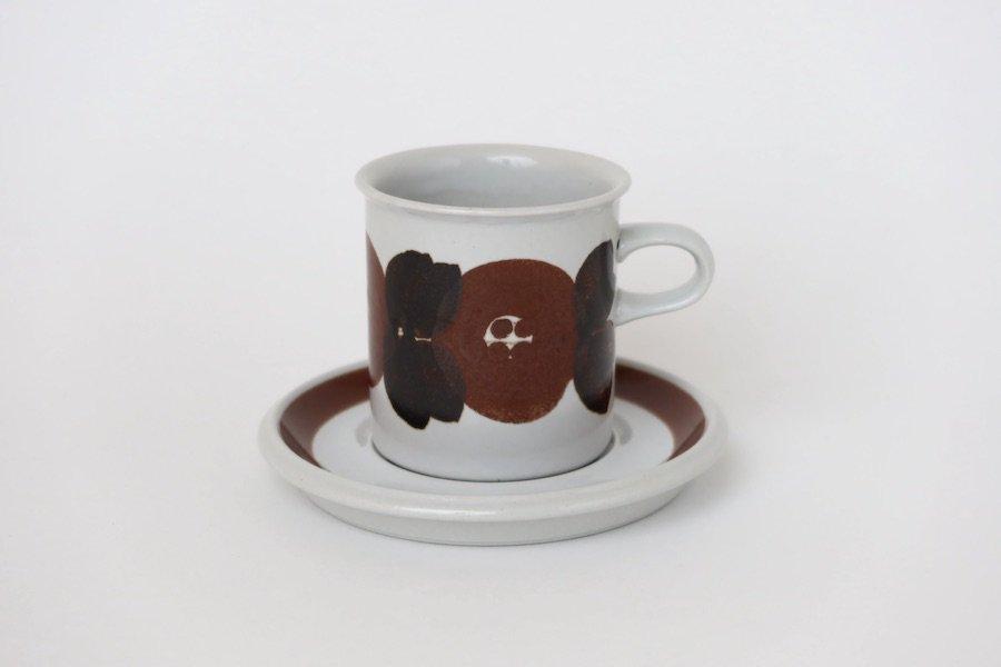 アラビアArabiaロスマリンRosmarinコーヒーカップ&ソーサー