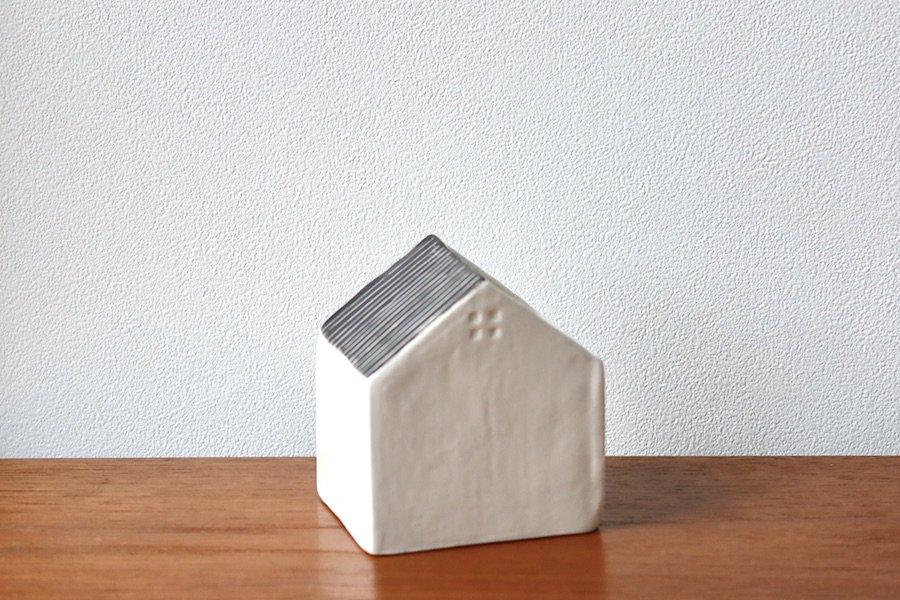 アトリエ・ペルト/Atelier Pelto花の咲く家/フラワーベース/花瓶/縞/ブラック
