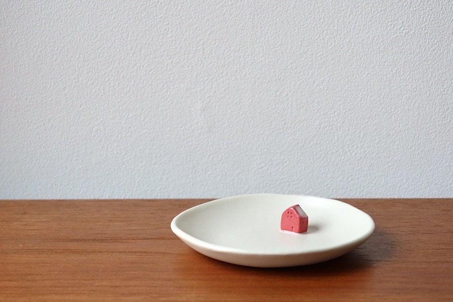 アトリエ・ペルト/Atelier Pelto/赤い家の小皿