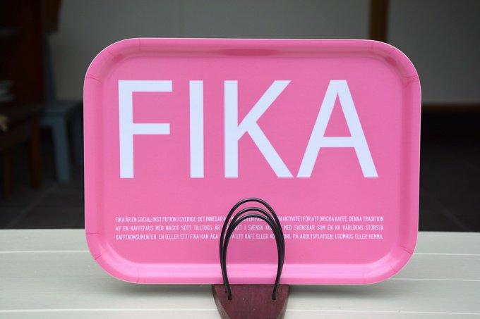【20%OFF】スウェーデン製FIKA COLLECTIONの木製トレイ