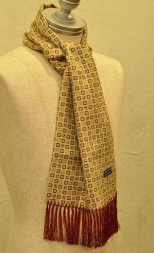 9064aeecb57 Vintage Tootal/ scarf/ Yellow - zootie│ズーティー│吉祥寺 ヴィンテージ