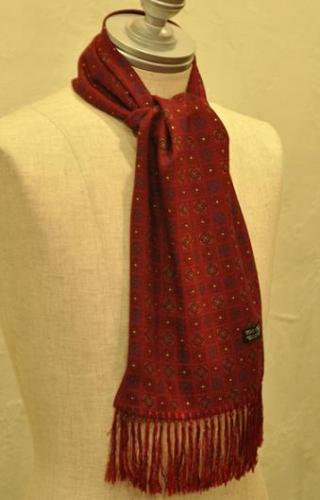 96abb9682b7 Vintage Tootal/ scarf/ Wine - zootie│ズーティー│吉祥寺 ヴィンテージ