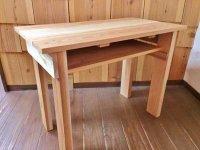杉の木 棚付きミニテーブルキット