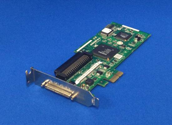 SCSI PCI Express 29320LPEボードロープロファイル