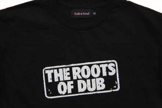 <img class='new_mark_img1' src='//img.shop-pro.jp/img/new/icons14.gif' style='border:none;display:inline;margin:0px;padding:0px;width:auto;' />Sub a Soul The Roots of Dub Tee (black)