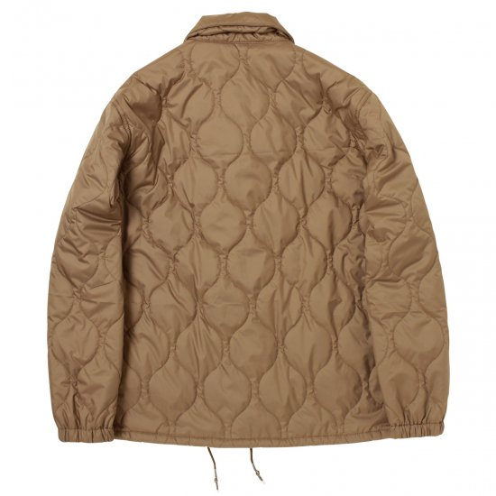 <img class='new_mark_img1' src='//img.shop-pro.jp/img/new/icons20.gif' style='border:none;display:inline;margin:0px;padding:0px;width:auto;' />SALE ! SAYHELLO LOVE QUILTING COACH JACKET (coyote)