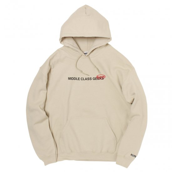 <img class='new_mark_img1' src='//img.shop-pro.jp/img/new/icons20.gif' style='border:none;display:inline;margin:0px;padding:0px;width:auto;' />SALE ! SAYHELLO GEEKS HOODED PARKA (sand)