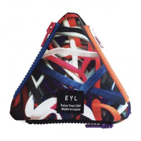 <img class='new_mark_img1' src='https://img.shop-pro.jp/img/new/icons29.gif' style='border:none;display:inline;margin:0px;padding:0px;width:auto;' />EYL triangle coin purse (shoelace collector)