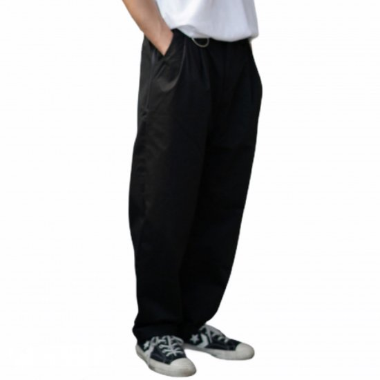 <img class='new_mark_img1' src='//img.shop-pro.jp/img/new/icons14.gif' style='border:none;display:inline;margin:0px;padding:0px;width:auto;' />FAKIE STANCE D-50 Pants (black)