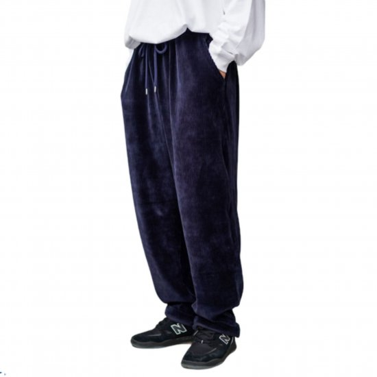 <img class='new_mark_img1' src='https://img.shop-pro.jp/img/new/icons14.gif' style='border:none;display:inline;margin:0px;padding:0px;width:auto;' />FAKIE STANCE Relax Pants (navy)
