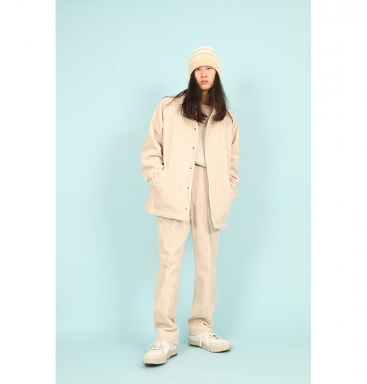 <img class='new_mark_img1' src='https://img.shop-pro.jp/img/new/icons14.gif' style='border:none;display:inline;margin:0px;padding:0px;width:auto;' />SON OF THE CHEESE Border KNITCAP (beige)