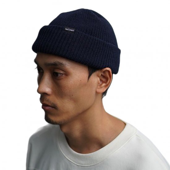 <img class='new_mark_img1' src='https://img.shop-pro.jp/img/new/icons14.gif' style='border:none;display:inline;margin:0px;padding:0px;width:auto;' />FAKIE STANCE Beanie (navy)