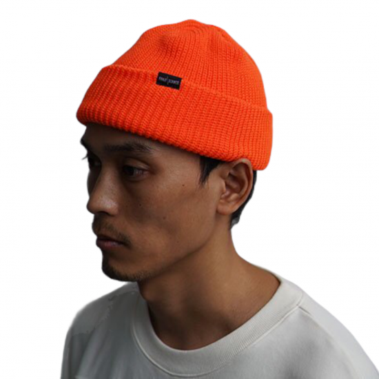 <img class='new_mark_img1' src='https://img.shop-pro.jp/img/new/icons14.gif' style='border:none;display:inline;margin:0px;padding:0px;width:auto;' />FAKIE STANCE Beanie (orange)