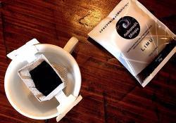 野生のコーヒー / アンドロメダエチオピア・リム【ドリップパック10g】10個入り