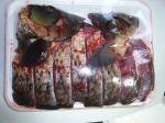 佐久鯉 1.5kg物 輪切り品の商品写真
