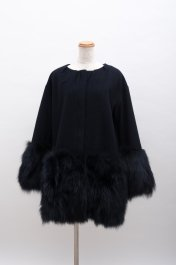 <img class='new_mark_img1' src='https://img.shop-pro.jp/img/new/icons20.gif' style='border:none;display:inline;margin:0px;padding:0px;width:auto;' />Wool CT w/Fox Belly<br>ネイビー