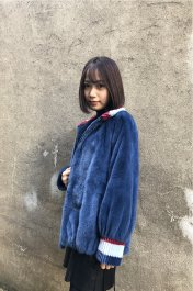<img class='new_mark_img1' src='https://img.shop-pro.jp/img/new/icons14.gif' style='border:none;display:inline;margin:0px;padding:0px;width:auto;' />MINK JACKET<br>ブルー
