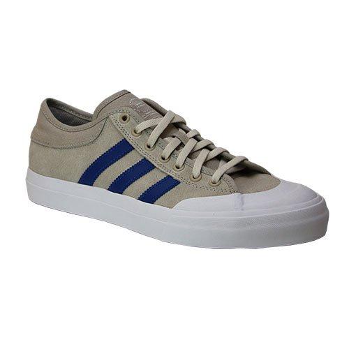 adidas / MATCHCOURT  [アディダス] スケートボードシューズ Beige - Blue