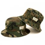 <img class='new_mark_img1' src='https://img.shop-pro.jp/img/new/icons15.gif' style='border:none;display:inline;margin:0px;padding:0px;width:auto;' />COLOR COMMUNICATIONS / COTTON TAG BUCKET CAMO [カラーコミニケーションズ] バケットハット