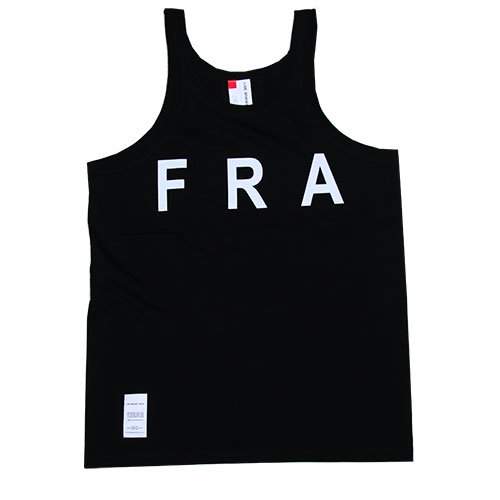 FATBROS限定 極少量入荷 FRA OUTER TANK  [ライブ] タンクトップ