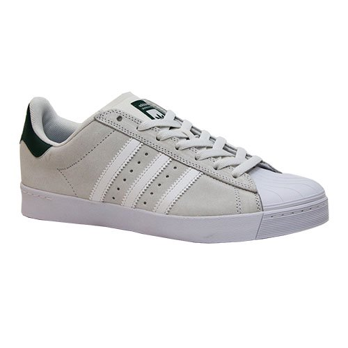 adidas / SUPER STAR SB [アディダス] スケートボードシューズ White -Green