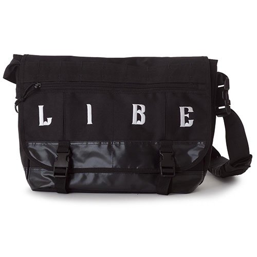 LIBE / QP MESSENGER BAG [ ライブ ]   メッセンジャーバック