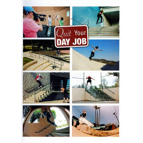 Quit Your DAY JOB  /  GIRLS SKATEBOARD DVD (ガールズスケーター) DVD