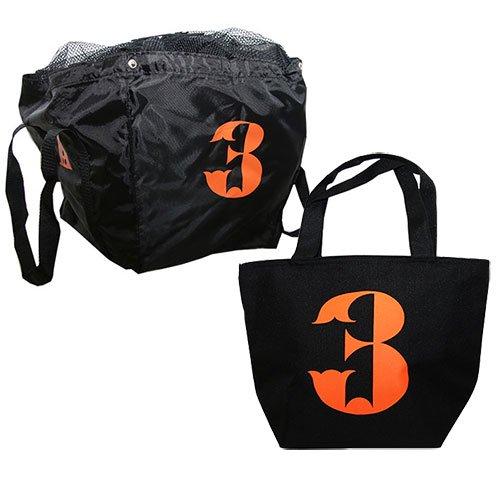 4月末入荷(予約商品) 3 (QP) / 便利BAG '17 [REGI-CAGO & HOREI] (キューピー) レジバック・保冷バック