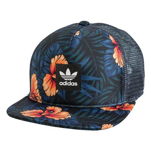 adidas Skateboarding / FLORAL TRUCKER MESH CAP [アディダス スケートボーディング]  キャップ