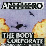 <img class='new_mark_img1' src='//img.shop-pro.jp/img/new/icons29.gif' style='border:none;display:inline;margin:0px;padding:0px;width:auto;' />ANTIHERO / THE BODY CORPORATE DVD スケートボードDVD