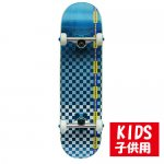 <img class='new_mark_img1' src='//img.shop-pro.jp/img/new/icons15.gif' style='border:none;display:inline;margin:0px;padding:0px;width:auto;' />KIDS  COMPLETE SKATEBOARD SET (子供用スケートボードセット)完成品 [BLUE]