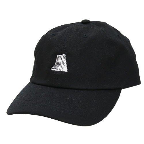 FATBROS / SUNPLAZA 6P LOW CAP[ ファットブロス] サンプラザ刺繍 キャップ