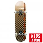 <img class='new_mark_img1' src='//img.shop-pro.jp/img/new/icons15.gif' style='border:none;display:inline;margin:0px;padding:0px;width:auto;' />KIDS COMPLETE SKATEBOARD SET (子供用スケートボードセット)完成品 [Natural]