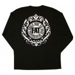 <img class='new_mark_img1' src='https://img.shop-pro.jp/img/new/icons15.gif' style='border:none;display:inline;margin:0px;padding:0px;width:auto;' />FATBROS / TUSK LONG SLEEVE TEE (Design by TUSK) [ファットブロス] ロンT
