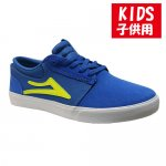 <img class='new_mark_img1' src='//img.shop-pro.jp/img/new/icons15.gif' style='border:none;display:inline;margin:0px;padding:0px;width:auto;' />LAKAI / GRIFFIN KIDS [ラカイ] 子供用スケートボード シューズ Blue - Yellow