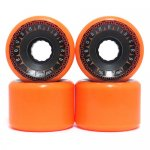 <img class='new_mark_img1' src='//img.shop-pro.jp/img/new/icons15.gif' style='border:none;display:inline;margin:0px;padding:0px;width:auto;' />BONES WHEELS /BONES ATF ROUGH RIDERS ORANGE [ボーンズウィール ] 56mm 80a
